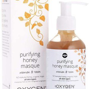 Oxygen Purifying Honey Masque Hydrating/Toning